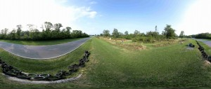 Summit Point Turn 2 Pano