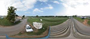 Summit Point Turn 7 Pano
