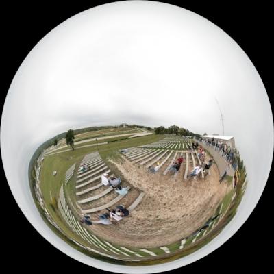 RA T6-8 Mirrorball