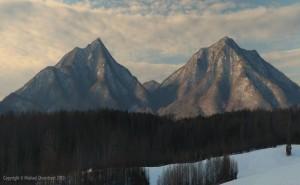 Weird Peaks